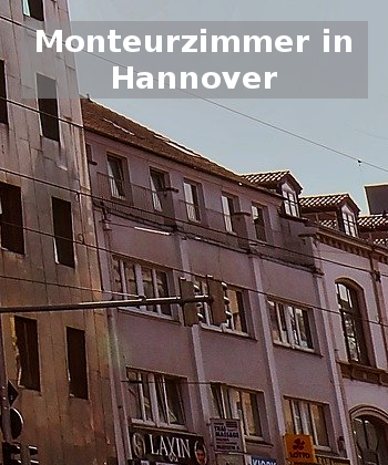 Monteurwohnung in Hannover
